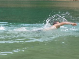 man-swimming-in-lake-preview-image