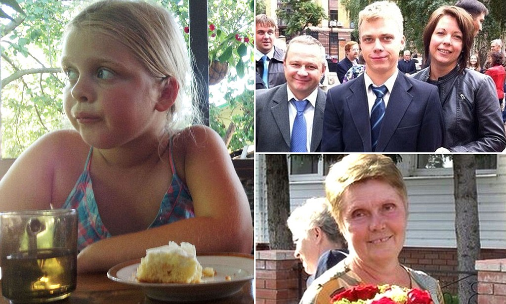 Family dies from rotten potato fumes - Maria Chelysheva, 8 - must credit east2west news, queries Will Stewart 007 985 94 00.jpg