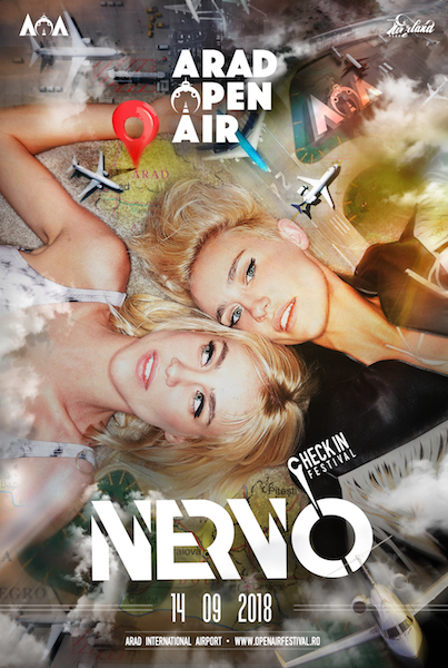 Nervo Arad Open Air Festival